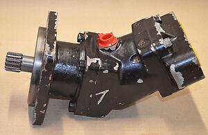 Sunfab MOTOR M-047 W V C4 S F Hydraulikmotor / Hydraulikpumpe Hydraulic pumps