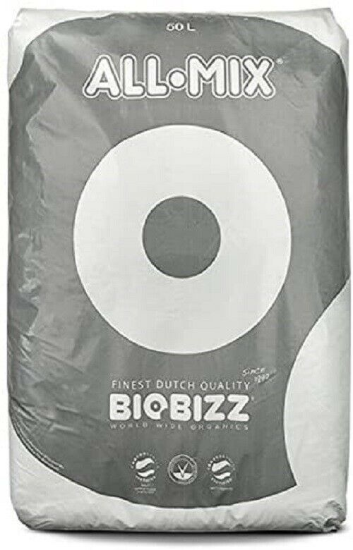 Biobizz 50l All-mix Potting Soil Bag Free Delivery