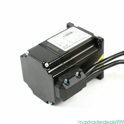 Promotion Schrittmotor Nema 23 4A 1.2Ncm Stepper Motor CNC mit Treiber HBS57