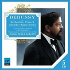Debussy: Piano Chamber & Orchestral Works (CD, Aug-2011, Liberty)