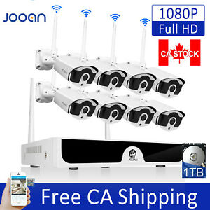 8CH-Wireless-Security-Camera-System-1080P-Outdoor-with-1TB-Hard-Drive-CCTV-NVR
