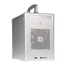 Lian Li PC-TU100A Silver ITX Case - USB 3.0