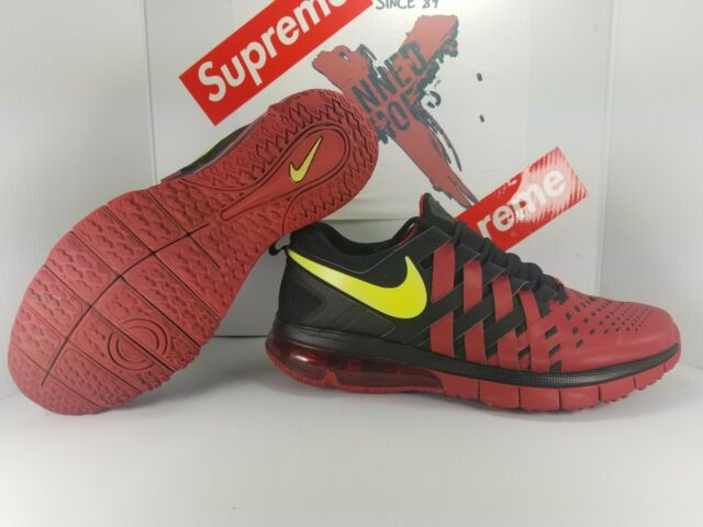 Size 13 - Nike Fingertrap Max Red