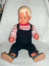 Antik Celba Celluloid Puppe 51 Junge Rarität Vintage 30er-50er