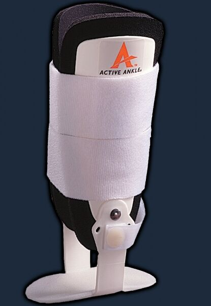 Active Ankle Brace The Trainer Maximum Support Wrap Comfortable Stability Sports