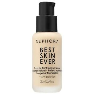SEPHORA COLLECTION Best Skin Ever Liquid Foundation NEW - choose your shade