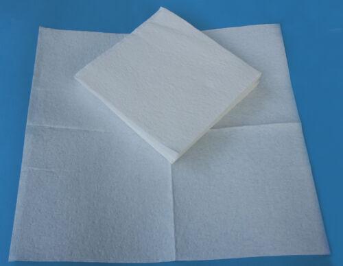 10x Novus Polish Mates Cloth Wipes for Novus 1,2,3 Plastic Polish System
