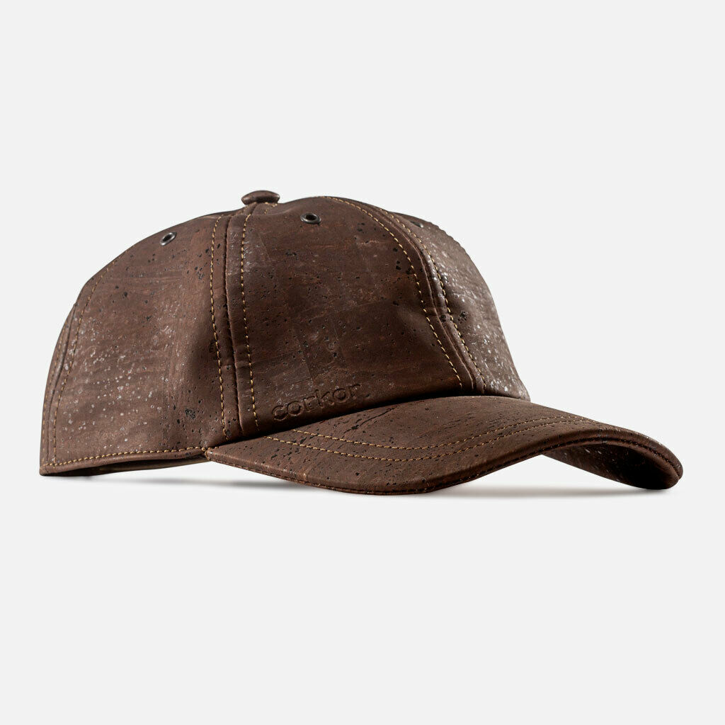 Corkor Kork Baseball Cap Mütze Handmade PETA-approved Vegan Fair-Produziert