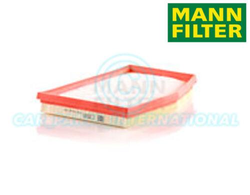 MANN Filtro aria del motore ad alta qualità OE Spec sostituzione c2558//5