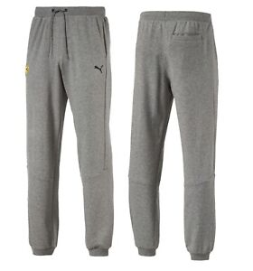f3ed653122 PUMA Ferrari SF Men's 76238903 Sports Track Pants Trousers Jogger ...