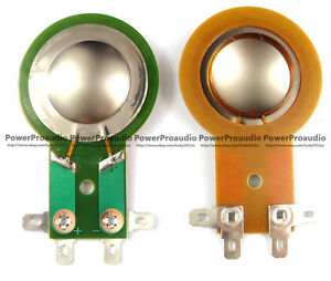 Foster-Fostex-Titanium-Dome-Tweeter-Diaphragm-4-ohm-N30-025N08-025H27-025H30