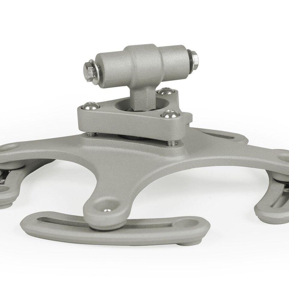 Projektor ophæng, universal grå, TecTake