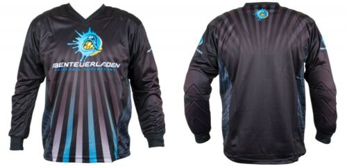 Adventure Tournament Jersey schwarz