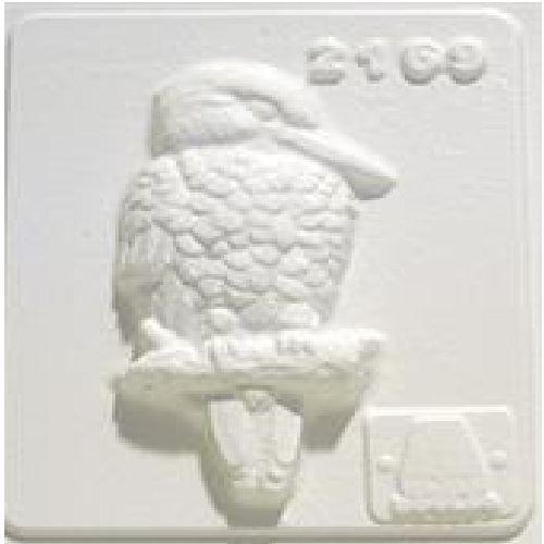 Kookaburra Plaster Mould//Mold//Moulds//Molds 2169