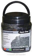 Aqua One AdvanceCarb 250g Premium Active Carbon for Aquarium & Pond Filters