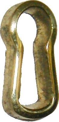 """Keyhole Insert Cast Brass 3//4/"""" High"""