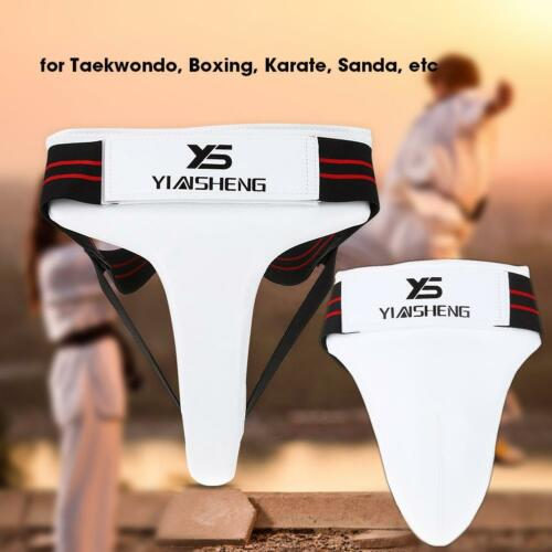Men Women Taekwondo Groin Guard Protector MMA Cup Boxing Sanda Muay Thai Kick SG