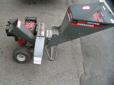 Mtd 10 Hp Chipper Shredder
