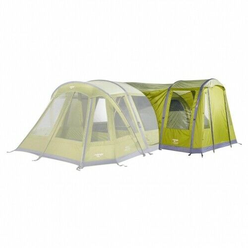 Vango airbeam Excel side Awning Tall herbal verde carpa ampliación cultivo