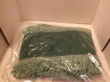 Rubbermaid J55700gr00 Antimicrobial Replacement Dust Mop Green 5 By 48 Inch