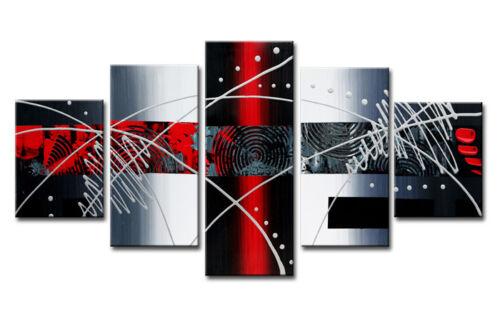 Bilder Leinwandbild Wandbild Bild abstrakt 160 x 80 cm aufhängfertig 5594