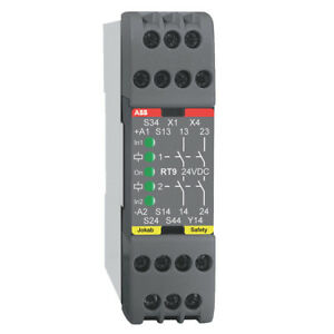 ABB//Jokab Safety Relay 24 VDC 2TLA010029R0000