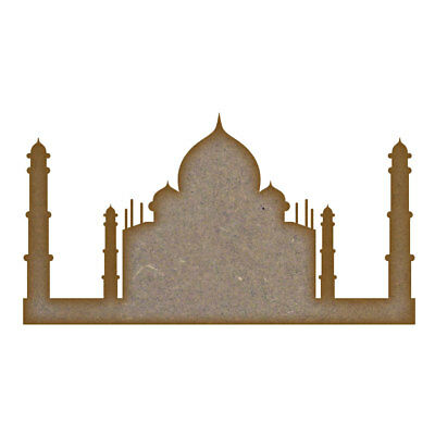 Mosque MDF Laser Cut Craft Blanks in Various Sizes