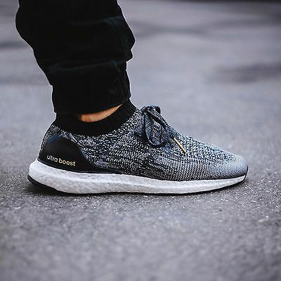 official photos db4d2 4422b Adidas Ultra Boost Uncaged Black BB3900 New Men/Women/Youth GS size 4y-13 |  eBay