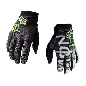 fce19d79 Image is loading guantes-fox-monster-moto-mx-motocross-enduro-offroad-