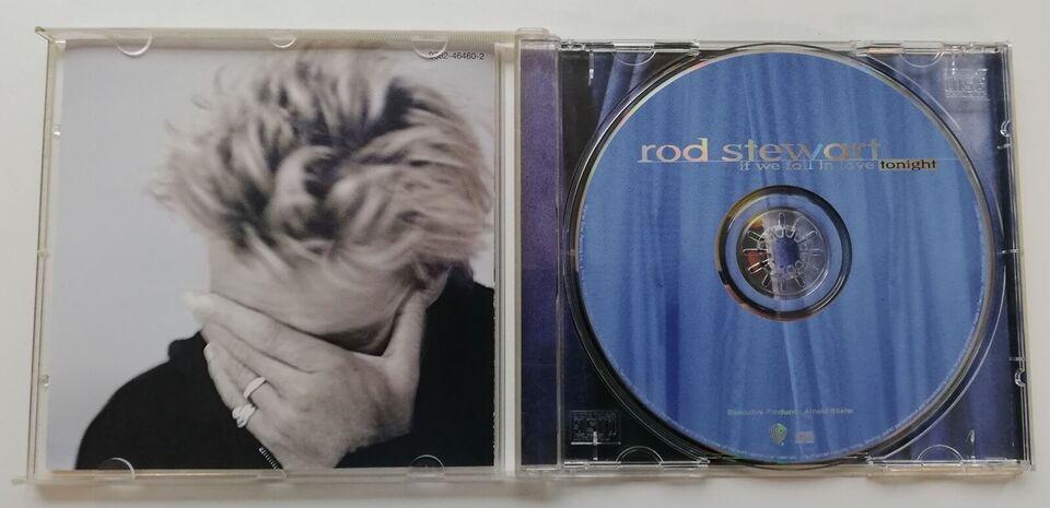 Rod Stewart: If we fall in love tonight, pop