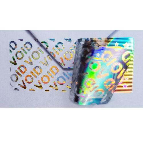 3D Hologramm Original Siegel 46x20mm Sicherheitssiegel Sicherheitslabel Etikett