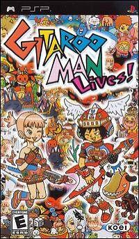 Gitaroo Man Lives! pour PSP