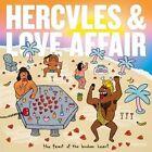 Hercules and Love Affair The Feast of The Broken Heart LP Vinyl 33rpm