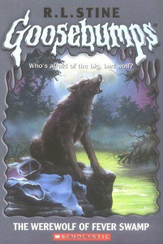 Werewolf of Fever Swamp By Stine R L. 9780439568487