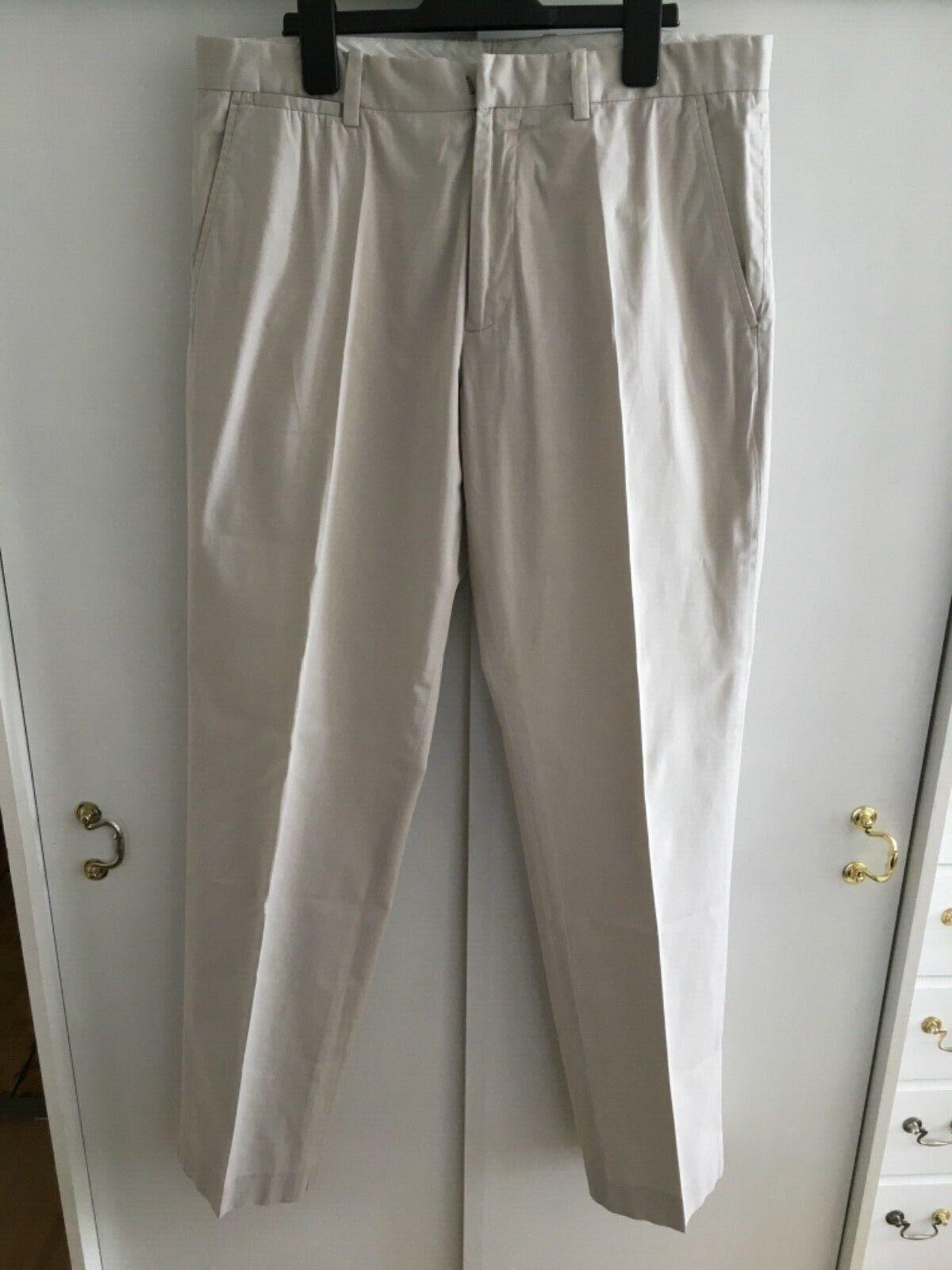 Theory men's trouser size 32, cotton