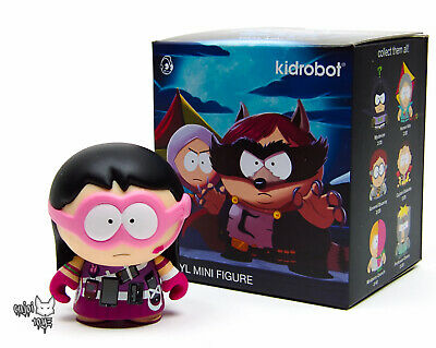 Call Girl Kidrobot South Park Fractured But Whole Vinyl Mini Figure