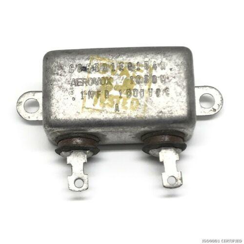 0.1UF 1000VDC OIL HERMETICALLY SEALED CAPACITOR CP53B1EG104K