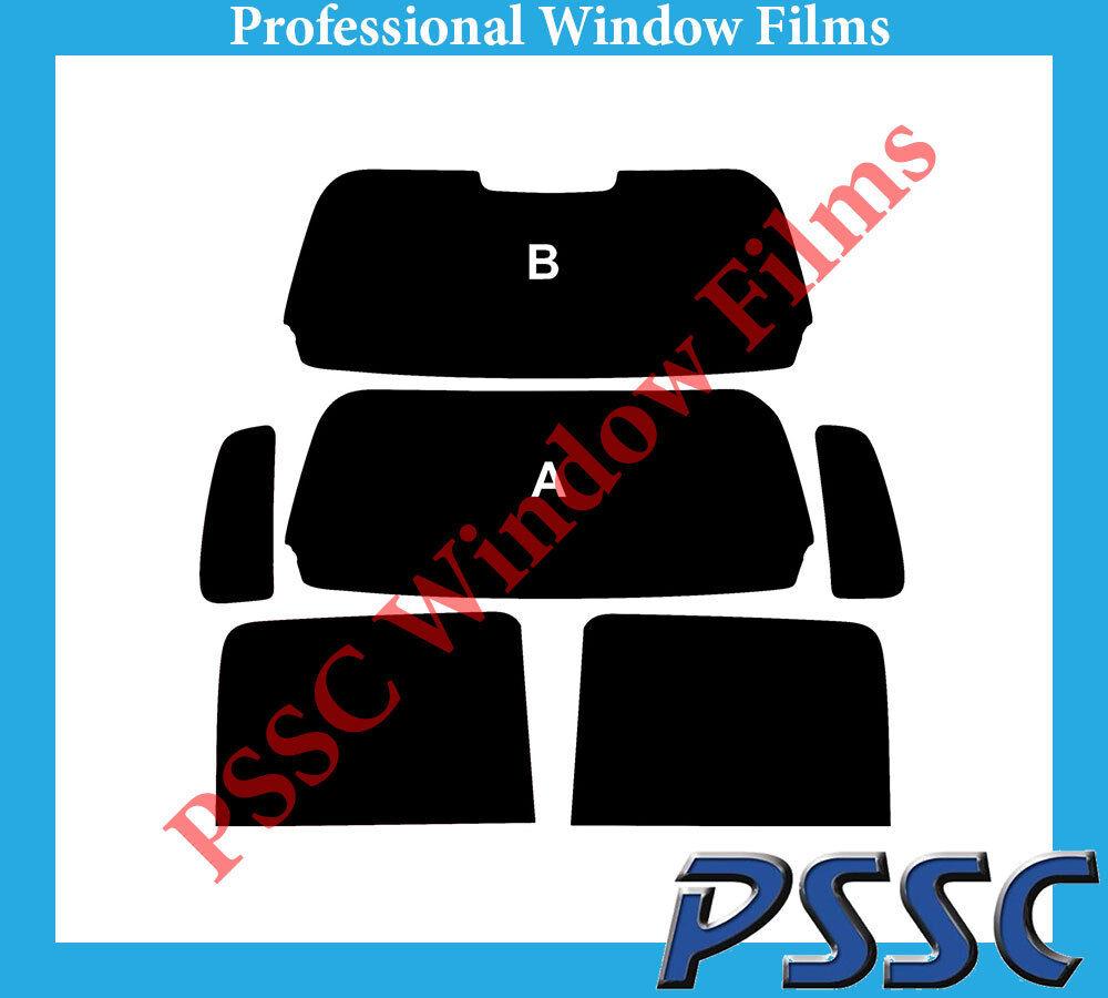 PSSC Pre Cut Rear Car Window Films - Suzuki Wagon R 2000 to 2008