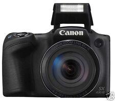 Canon PowerShot SX430 IS 20. Megapixels Digital Camera -- (Black)