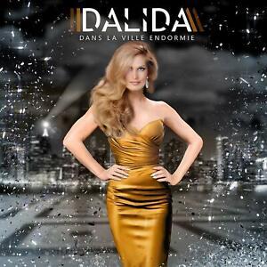 """Dalida 10"""" Dans La Ville Endormie - France"""