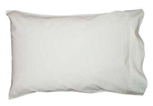 Latex Foam Pillow Contoured//Standard//Queen Standard Optional Protector//Case