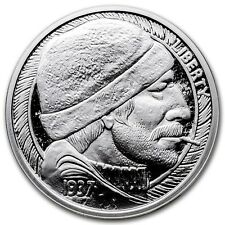 2016 1 oz The Fisherman Silver Round Hobo Nickel Series with COA