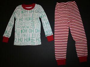 NEW Gymboree Outlet Boy Holiday Pajamas PJs 4 5 6 7 10 12 Snowman Snow