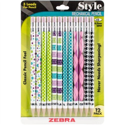 Cadoozles Mechanical Pencils 12//pkg-fashion