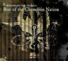 Rise of the Champion Nation [Slipcase] * by Heavyweight Dub Champion CD SEALED