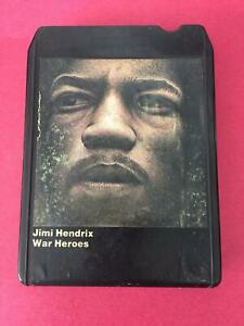 JIMI-HENDRIX-War-Heroes-Reprise-M82103-8-Track-Tape-Tested-amp-Fully-Guaranteed