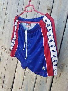 Vintage-Kappa-FC-Barcelona-Fussball-Shorts-1993