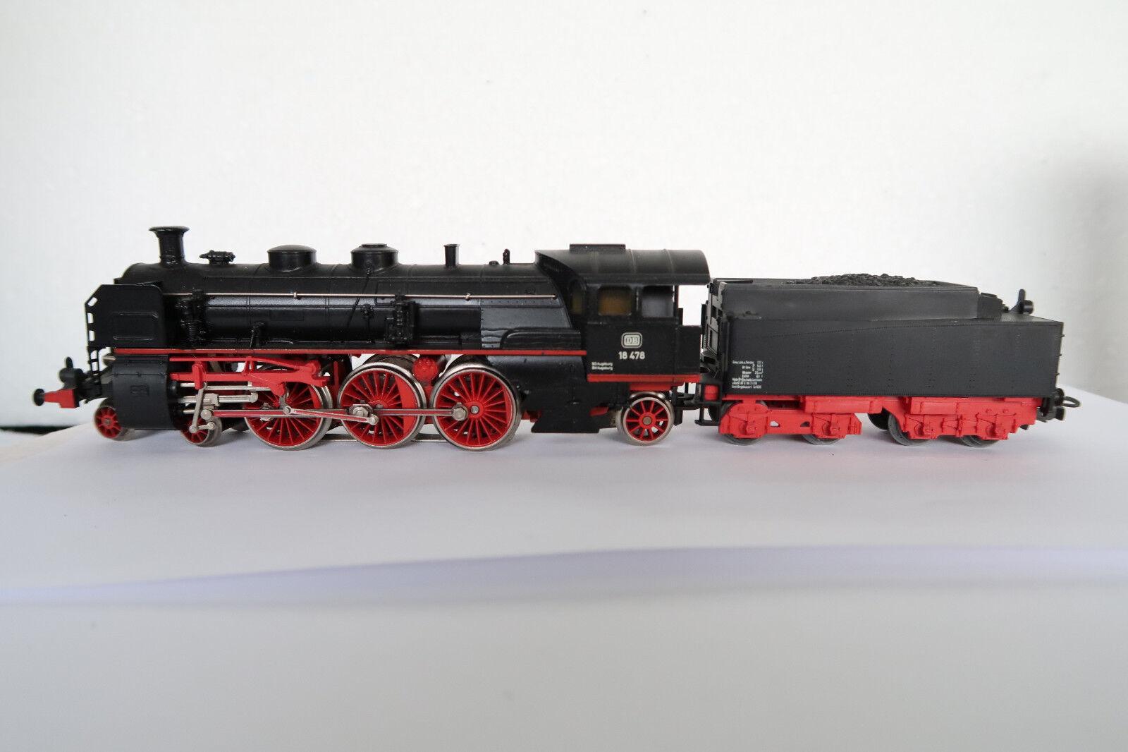 HO/AC 3093 a vapore Lok btrnr 18 478 DB  co/364-65r7/13