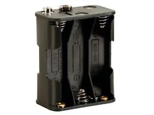 Velleman BH363B Battery Holder for 6 X Aa-cell With Snap Terminals 1 Grade to