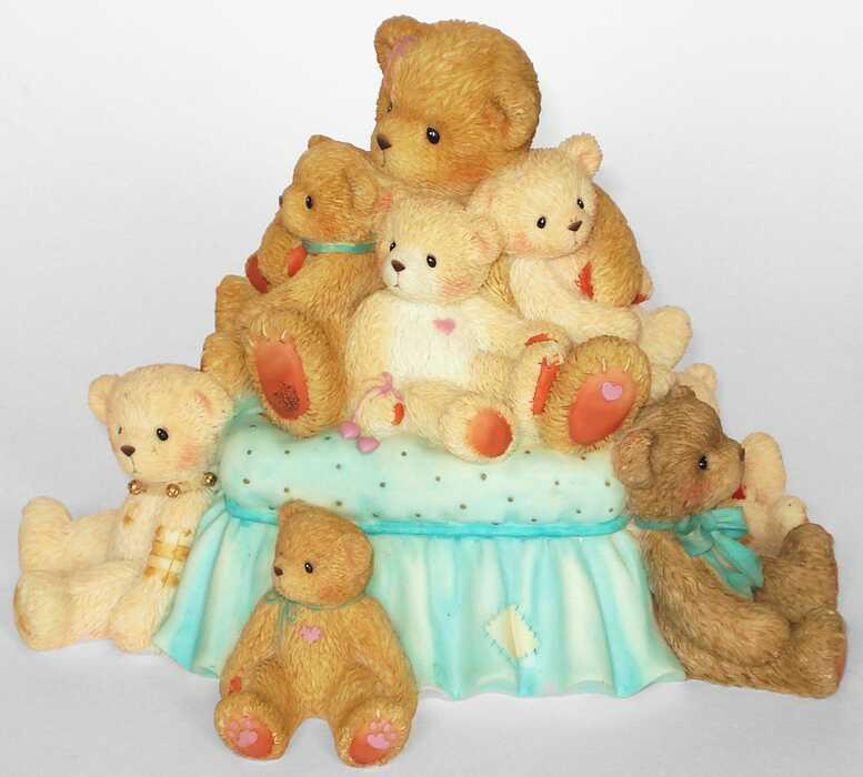 Cherished Teddies-Jill-sono sempre bene per un morbido coccole e un caldo abbraccio